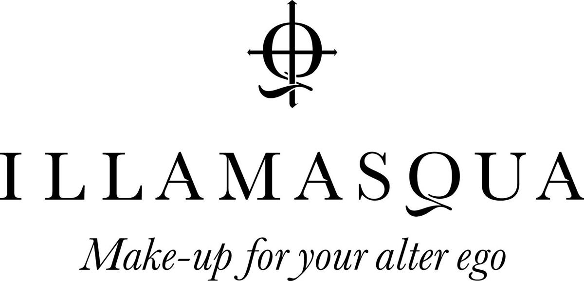 black-illamasqua-logo